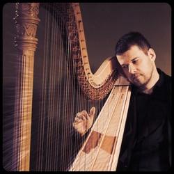 Michal Matejčík, harfa