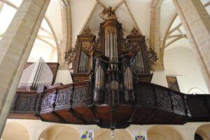 Organ - Prešov