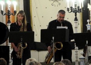 ARTIS 2014 Vážne saxofónovanie © A. Žižka