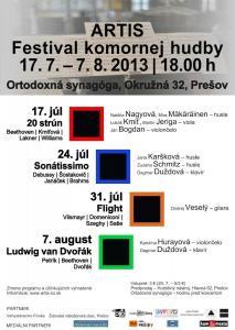 ARTIS-2013